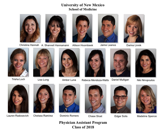 Physician Assistant Programs In Pa >> Physician Assistant Program Meet Our Students Family And