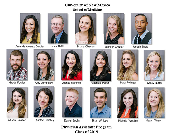 Physician Assistant Program: Meet Our Students :: Family and